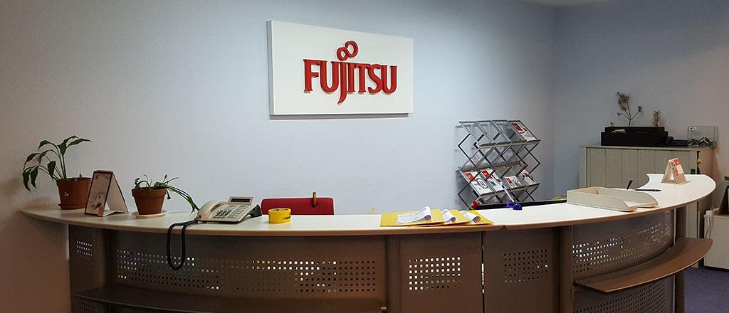 Офис Fujitsu